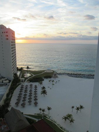 Krystal Grand Punta Cancun: vista camera