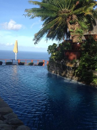 Ladera Resort: the gorgeous pool