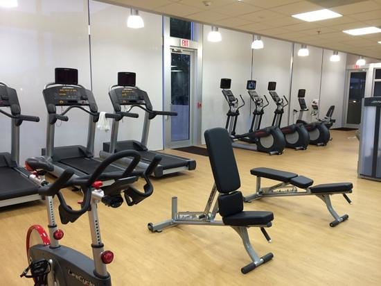 Crowne Plaza Miami Airport: gym