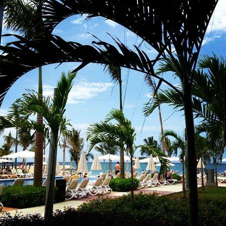 Hotel Riu Palace Jamaica: View at Breakfast
