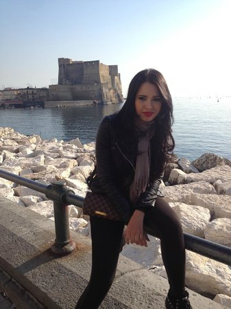 Castel dell'Ovo : Castel dell'uovo