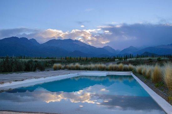 Alpasion Lodge: Pool/Pileta