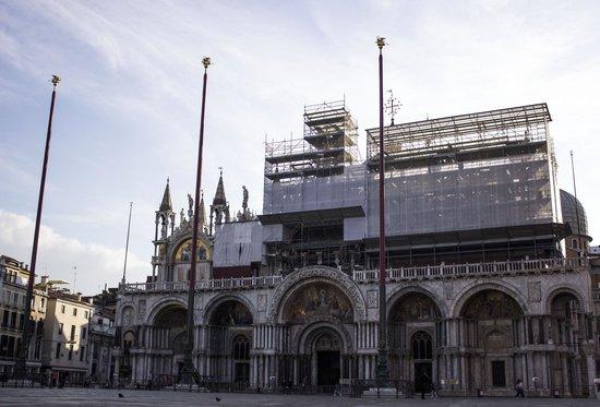 Markusdom (Basilica di San Marco): Detalhes em tudo que se vê
