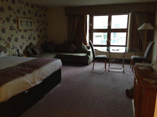 Copthorne Hotel Manchester: Room 432