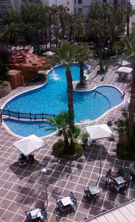 H10 Salou Princess: Pool