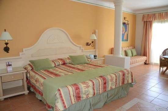 Grand Bahia Principe El Portillo: chambre suite junior