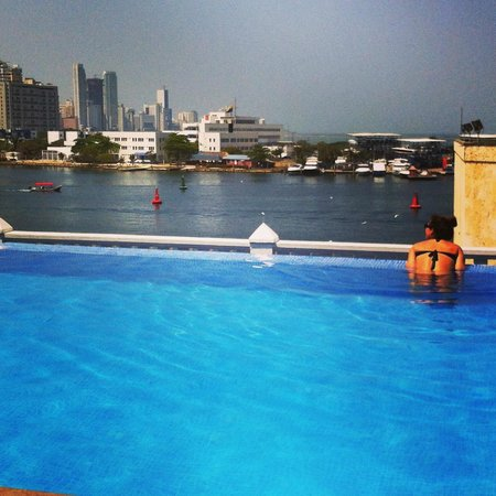 Allure Chocolat Hotel By Karisma Hotels & Resorts : rooftop pool