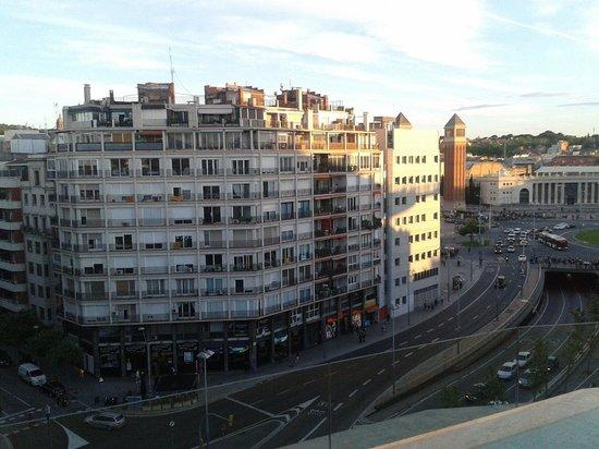 B-Hotel: Vistas preciosas de la ciudad Condal (desde la azotea)
