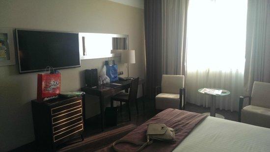 NH Gran H. Casino Extremadura: habitación
