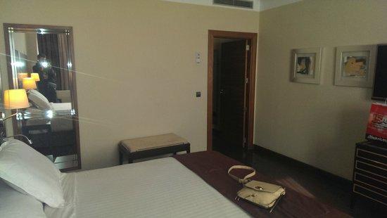 NH Gran Hotel Casino Extremadura: Habitación