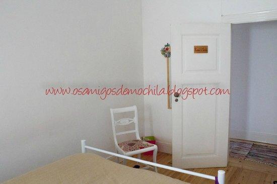 Dream On Coimbra Hostel : quarto Pedro e Ines