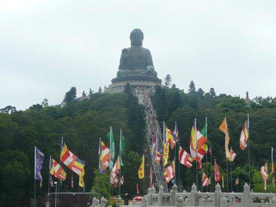 Metropark Hotel Causeway Bay Hong Kong: Big Buddha