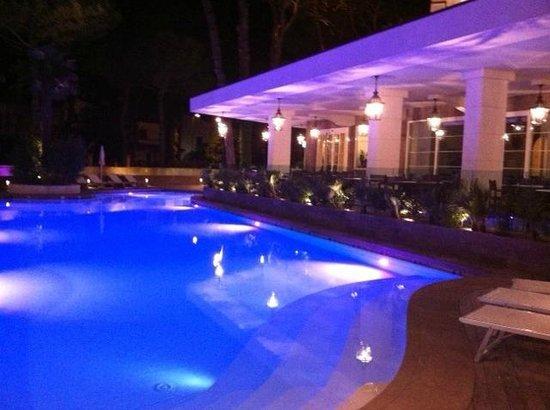 Hotel Belvedere: piscina