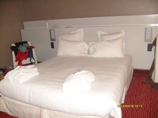 Libertel Gare du Nord Suède : Dormitorio en una habitación Premium