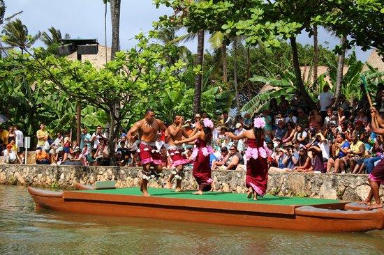 Polynesian Cultural Center: Show