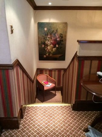 The Montague on The Gardens : From the bedroom to the sitting room
