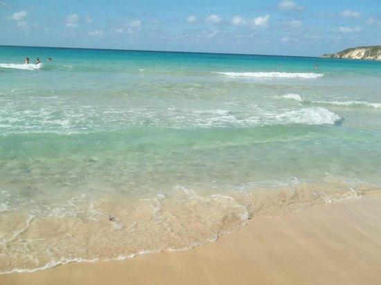 beautiful ocean at macao beach