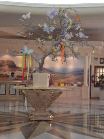 Lindos Princess Beach Hotel: Reception