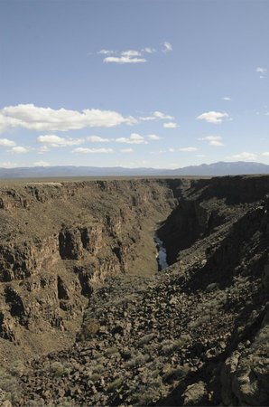 Rio Grande Gorge Bridge : view