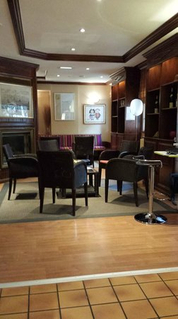 Ibis Styles Colmar Centre: Réception
