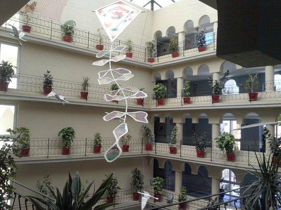 Evenia Zoraida Garden: hall