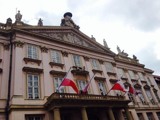 Primates' Palace (Primacialny palac): The Palace