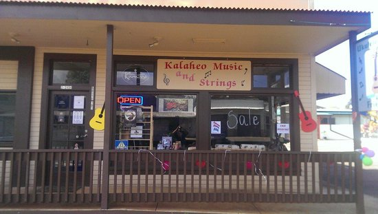 Kalaheo Music and Strings
