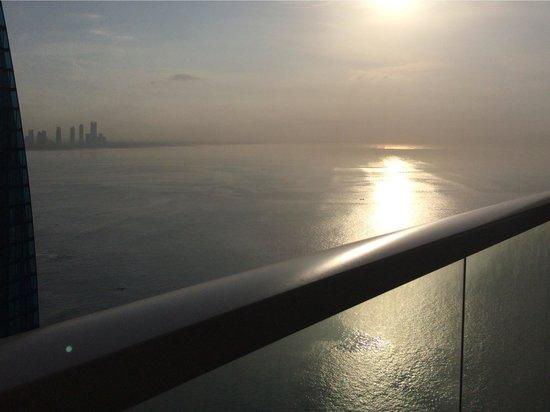 Trump International Hotel & Tower Panama: Vista do quarto