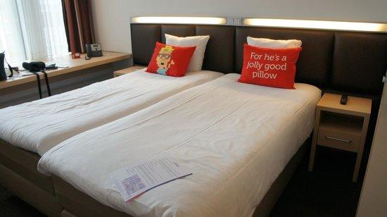 Hotel Casa : chambre