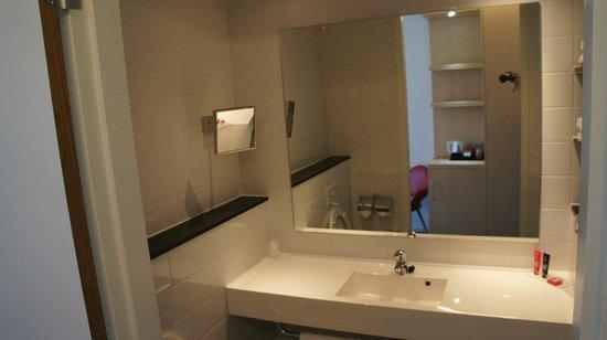 Hotel Casa : salle de bains