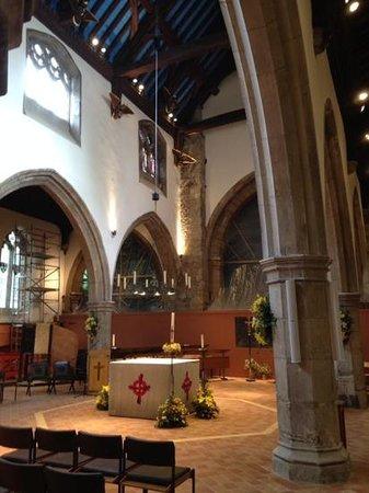 All Saints Church: A Work In Progress
