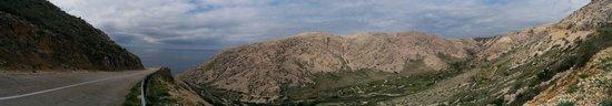 Stara Baska (Old Baska): Road to Stara Baska
