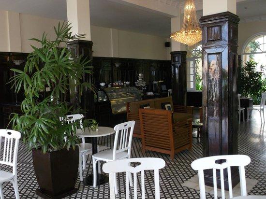 Anantara Hoi An Resort: cafe