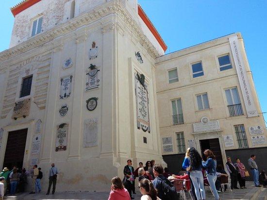 La coupole elliptique - Picture of Oratorio de San Felipe ...