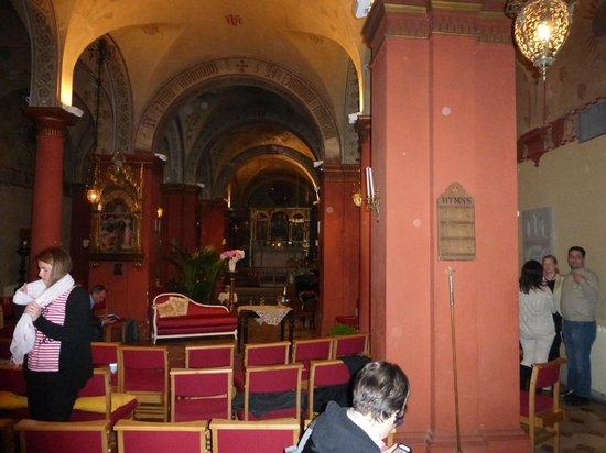 Opera at St. Mark's Anglican Church: St Marks church