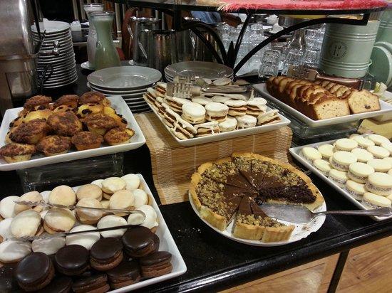 Pestana Buenos Aires Hotel: Super desayuno