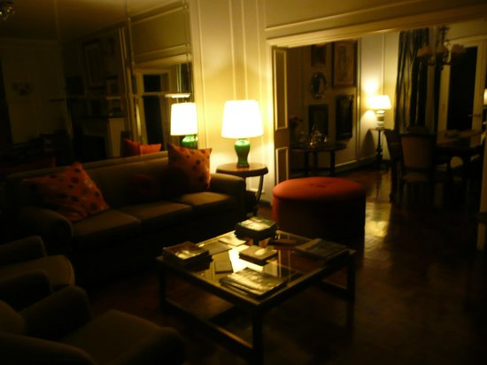 B&B Plaza Italia: Cozy living room