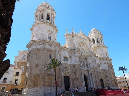 Kathedrale von Cadiz: Catedral de Cádiz.