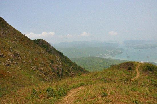 Walk Hong Kong : Part of the trail