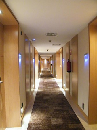 Gran Palas Hotel : Corridoio