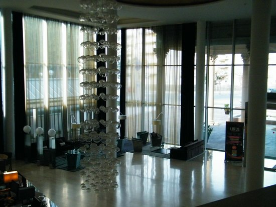 Gran Palas Hotel: Hall