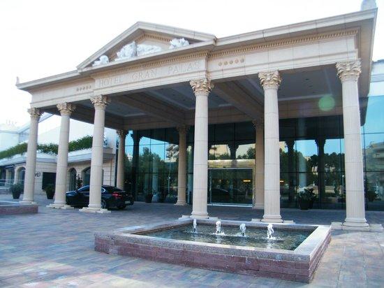 Gran Palas Hotel: Esterno