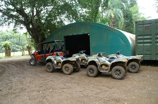 Kipu Ranch Adventures : Equipment