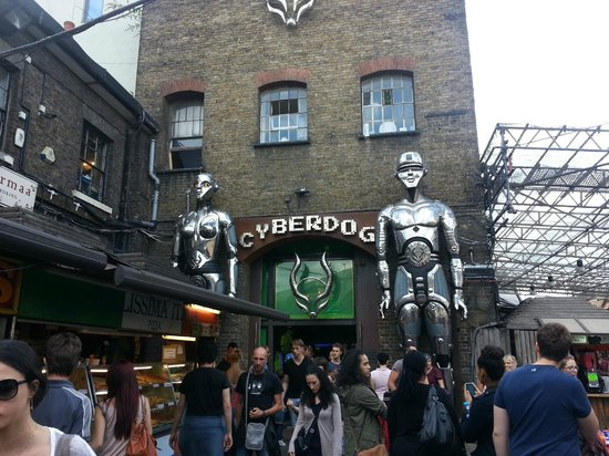 Camden Market: One of a kind store-must see