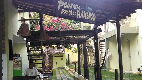 Pousada Praia do Flamengo - Salvador da Bahia: pousada praia do flamengo