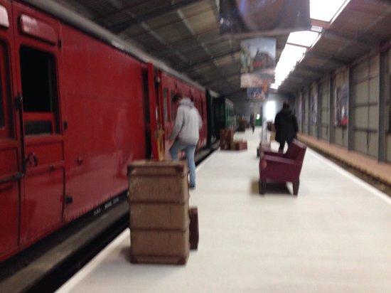 Isle of Wight Steam Railway: The train story