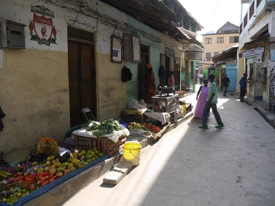 Lamu Old Town : commerce