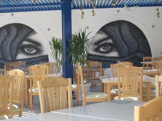 SENTIDO Mamlouk Palace Resort : camilla restaurant