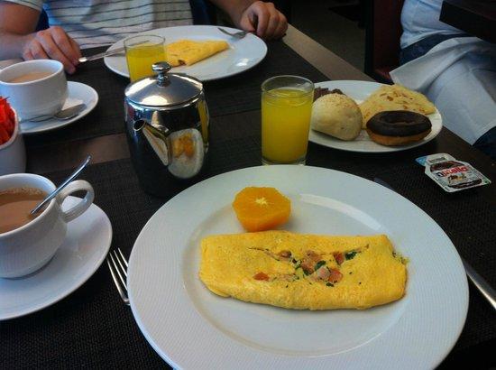 Blue & Green Troia Design Hotel: pequeno-almoço