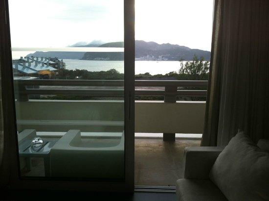 Blue & Green Troia Design Hotel: varanda do quarto